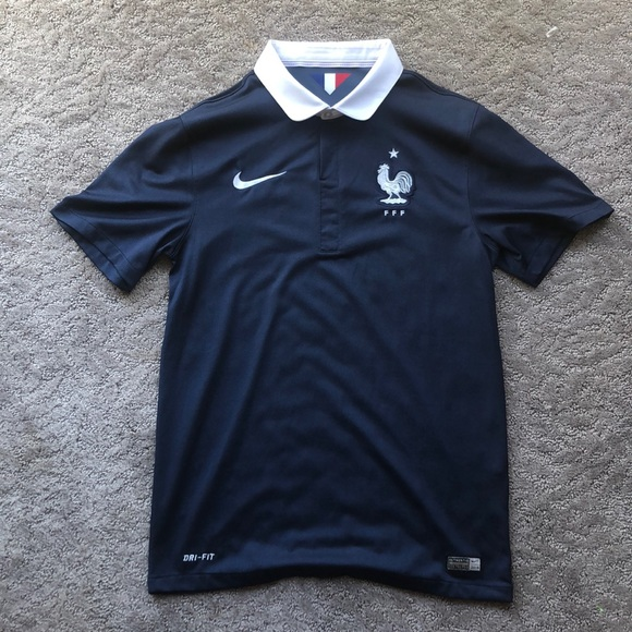 new arrival 109c4 2e376 France national team soccer jersey
